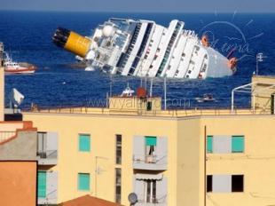 Рассказ ялтинцев, находившихся на борту Costa Concordia во время крушения