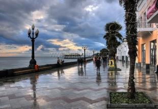 Завтра Ялта превратится в Венецию
