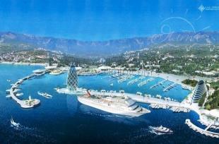 Лавирование портов Ялта и Севастополь
