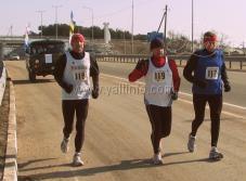 Сверхмарафонский забег Ялта-Севастополь