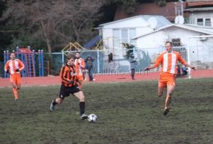 В начале марта состоится схватка ялтинских футбольных клубов
