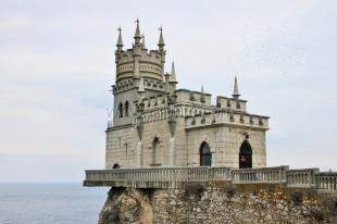 Ласточкино гнездо откроет Украину