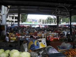 Грибы в Ялте дешвле, зато бананы дорожают