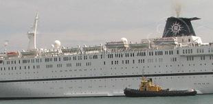 Круизный сезон 2012 в Ялте открыт