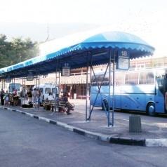 Автовокзал будет расширен
