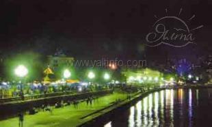 Празднование дня города ЯЛТЫ – 2011
