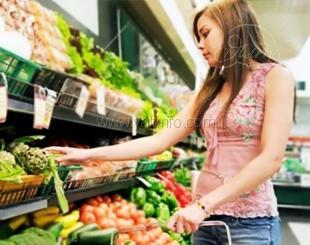 Потребление продовольственных товаров