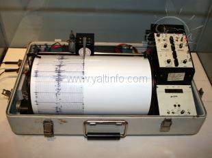 В Крыму зарегистрировали три землетрясения