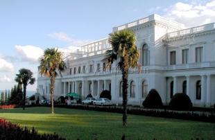 Реконструкция Ливадийского дворца в 7 млн грн