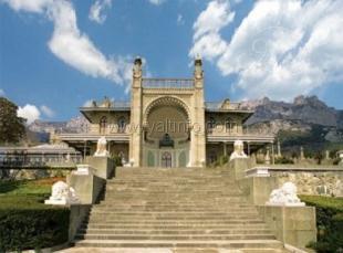 Воронцовский дворец признан чудом Украины