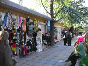 В Ялте планируют сократить колличество точек выносной торговли