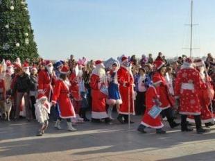 В Ялте пройдет «Мороз  - парад»
