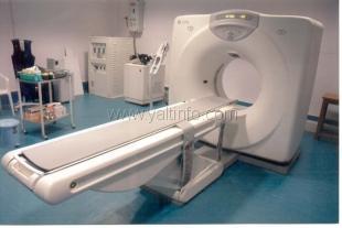 В Ялтинской больнице испытывают уникальный компьютерный томограф
