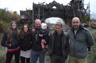 В Ялте режиссер Михаил Шевчук завершил съемку 16-серийного сериала «Бретёр»
