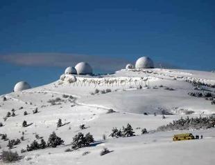 В субботу на Ай-Петри откроют лыжный сезон