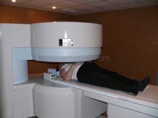 В больнице Ялты появился магнитно-резонансный томограф