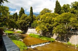 Очистка русел ялтинских рек обойдется более чем в 2 миллиона
