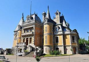 В апреле в Массандровском дворце будет действовать скидка