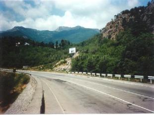 В Крыму будет реконструировано Южнобережное шоссе