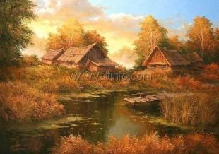 В Ялте пройдет художественный салон украинской и русской живописи начала ХХ века