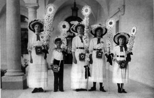 В Ливадии пройдет праздник «Белый цветок»