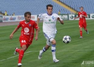 «Таврия» впервые за 21 год победила «Динамо»