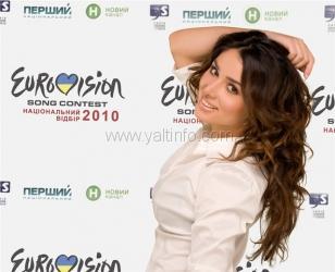 Представители крымской власти поздравили Злату Огневич с победой на «Евровидении»