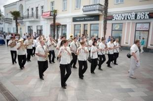 В Ялте открылся фестиваль духовой музыки
