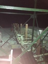 В Ялте ведется незаконная ночная стройка