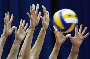 В Гурзуфе состоялся международный волейбольный ветеранский турнир