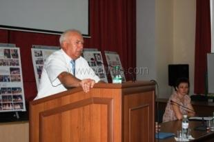 Советник Президента провел лекцию для студентов в Ялте