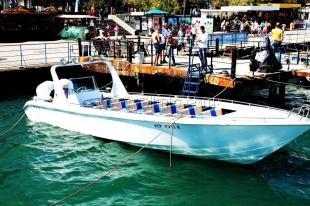 В Ялте из-за нарушений изъяли четыре катера