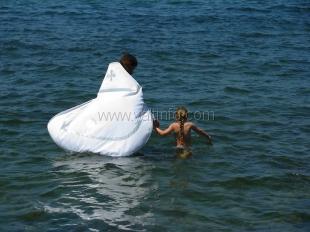 В Ялте пройдет массовый обряд крещения в море