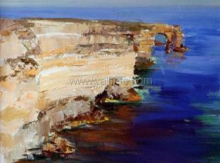 В Ялте открылась выставка заслуженного художника Крыма