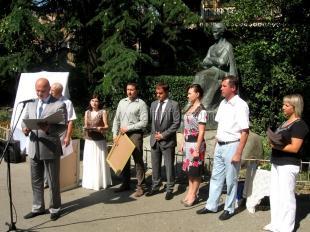 В Ялте прошли мероприятия, посвященные 100-летию со Дня смерти Леси Украинки
