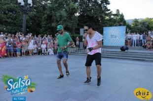 Пост релиз первого международного фестиваля Salsa Yalta Fest: All Stars»