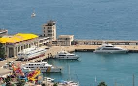 В 2014 году планируют провести реконструкцию ялтинского порта