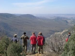 Количество заблудившихся в горах людей возрастает с каждым разом.