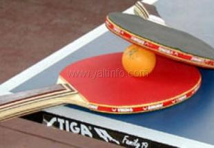 Турнир по настольному теннису проведут в Ялте