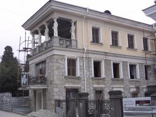 Из  усадьбы Спендиарова сделают  гостиницу с музеем