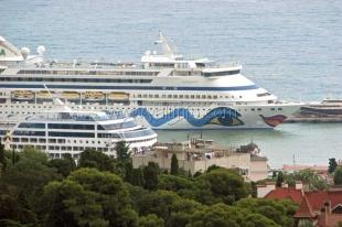 Мер Ялты намерен собирать по одному евро с каждого круизного туриста