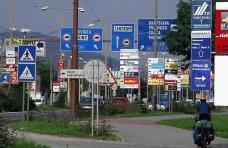 В Ялте уберут знаки, не связанные с дорожным движением