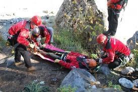Подробности спасения 20 туристов в Крымских горах