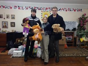 Студенты Ялты собрали пожертвования для молодых инвалидов
