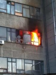 Подробности пожара в Доме торговли