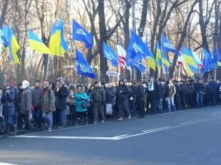 В антимайдане приняли участие более пяти тысяч крымчан