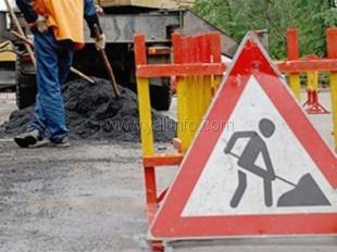 Почти пять млн гривен выделят  Ялте на ремонт дорог