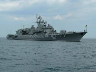 Пограничные корабли перемещены из  Крыма в Одессу