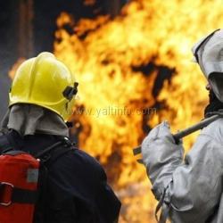 За ночь в Ялте произошло два пожара