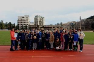 Ялту внесут в график проведения всероссийских спортивных мероприятий